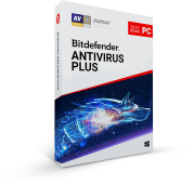 Bitdefender Antivirus Plus 2019 2 roky / 1 pc