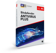 Bitdefender Antivirus Plus 2019 3 roky / 1 pc