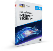 Bitdefender Internet Security 2018 2 roky / 1 pc