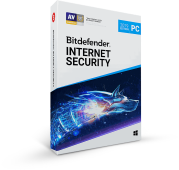 Bitdefender Internet Security 2018 3 roky / 1 pc